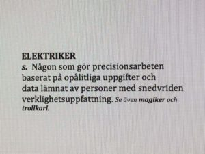 Elektriker i Malmö